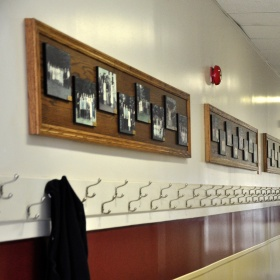 Alumni Wall