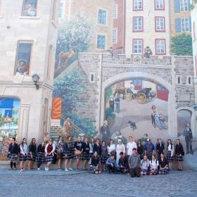 Secondary Quebec City Class Trip